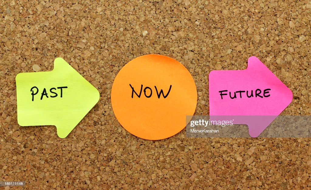 'Past, present, future'