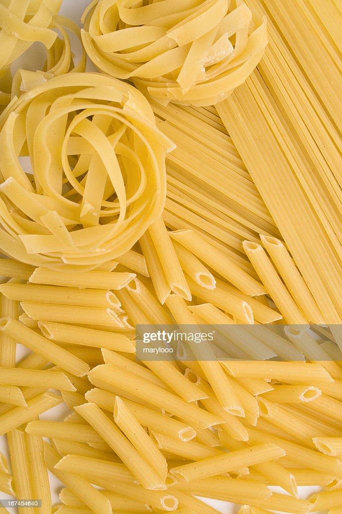 pasta background : Stock Photo