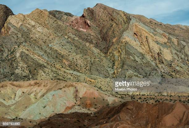 Pastels in the Mountains-Lake Mead National Recreation Area