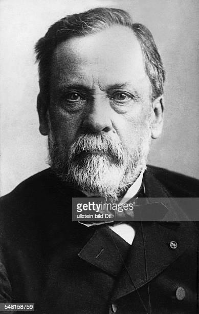 Pasteur Louis *18221895 Wissenschaftler Chemiker Mikrobiologe Frankreich Portrait undatiert