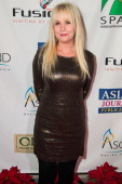 Pastor April Belt attends the Span Philippines Relief And Fusion Global Fundraiser at Malibu West Beach Club on December 15 2013 in Malibu California
