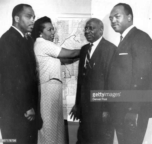 APR 18 1964 pastor of Mt Gilead Baptist Church Credit Denver Post