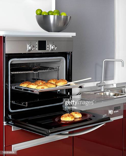 Pastries In The Stove (Click for more)