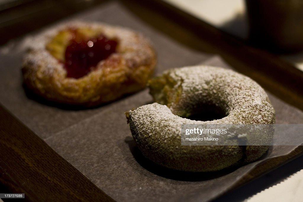 Pastries : Stock Photo
