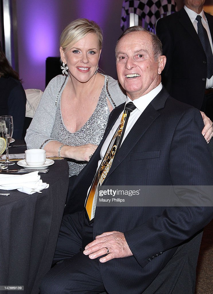 Pat and Bob Bondurant attend the Toyota Charity Ball on April 13, 2012 in Long Beach, California.