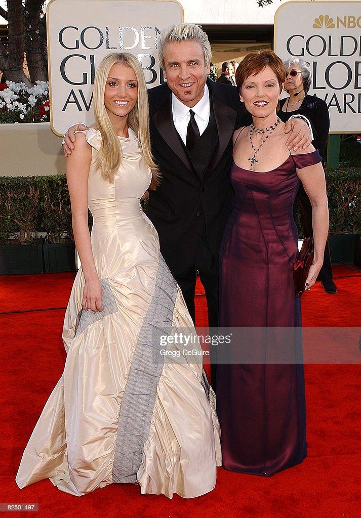 Pat Benatar, husband Neil & daughter Haley