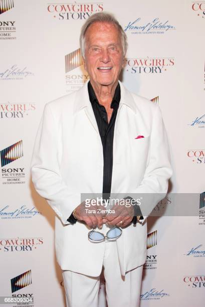 Pat Boone arrives to the premiere of Samuel Goldwyn Films' 'A Cowgirl's Story' at Pacific Theatres at The Grove on April 13 2017 in Los Angeles...