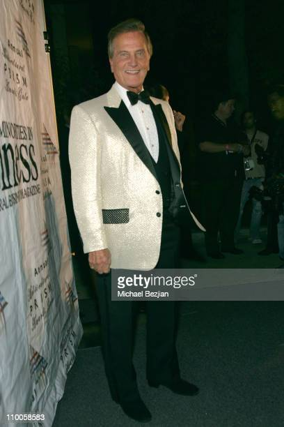 Pat Boone during The 11th Annual Multicultural PRISM Awards at Sheraton Universal in Los Angeles California United States
