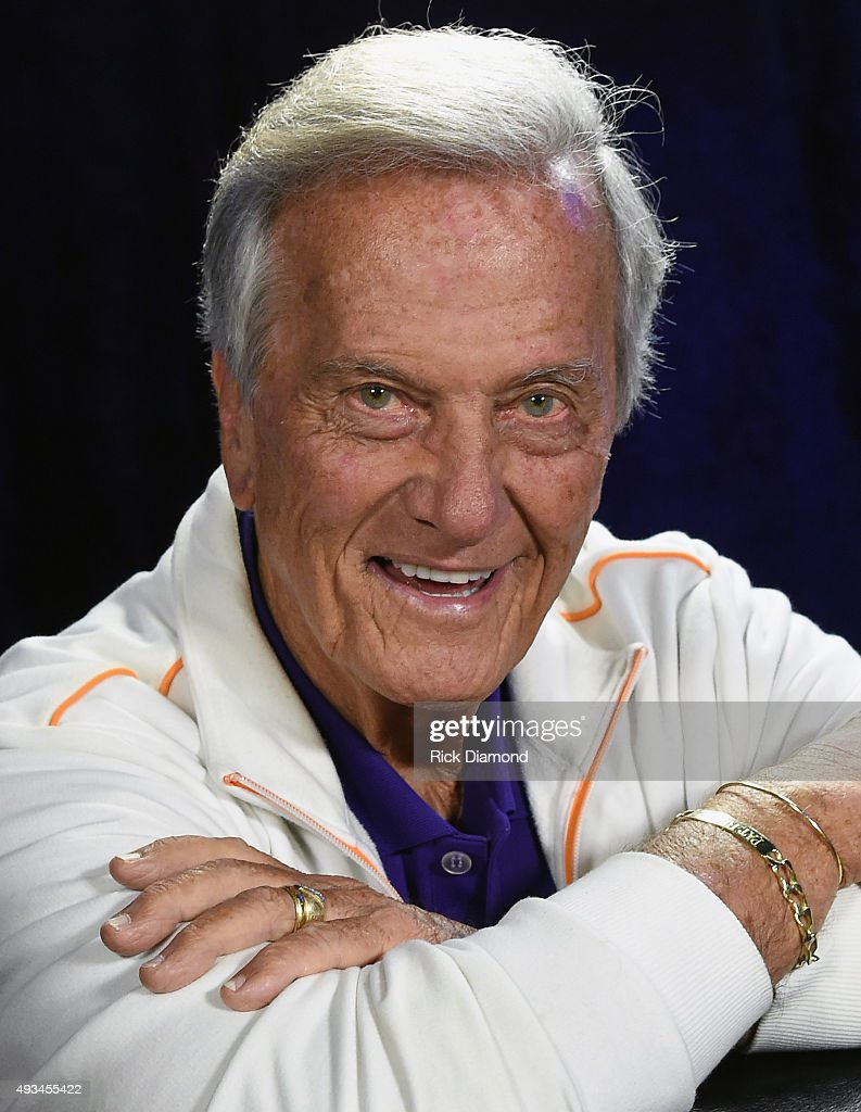 "Pat Boone ""R&B Duets Hits"" Record Release Event"