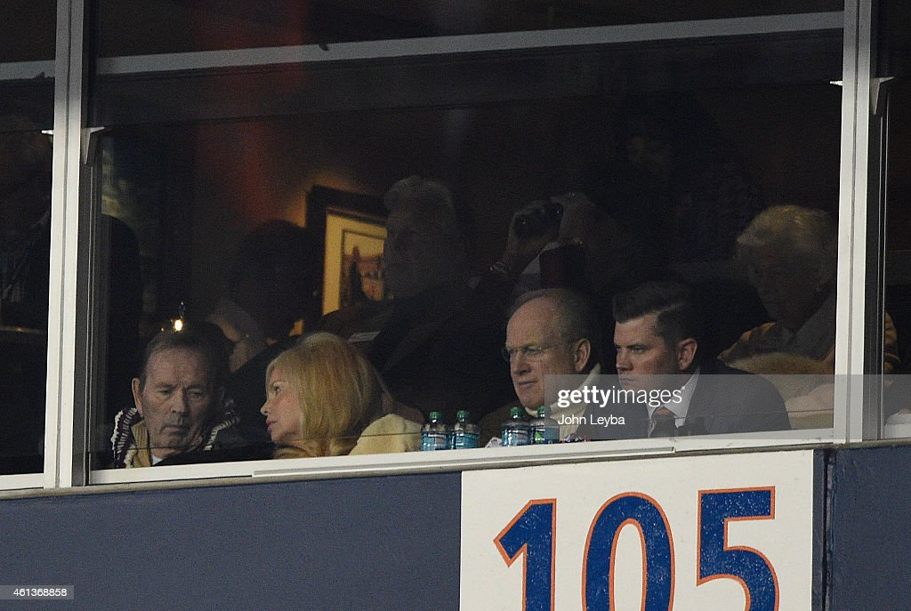 <a gi-track='captionPersonalityLinkClicked' href=/galleries/search?phrase=Pat+Bowlen&family=editorial&specificpeople=749424 ng-click='$event.stopPropagation()'>Pat Bowlen</a> watches the fourth quarter from his box. The Denver Broncos played the Indianapolis Colts in an AFC divisional playoff game at Sports Authority Field at Mile High in Denver on January 11, 2015.