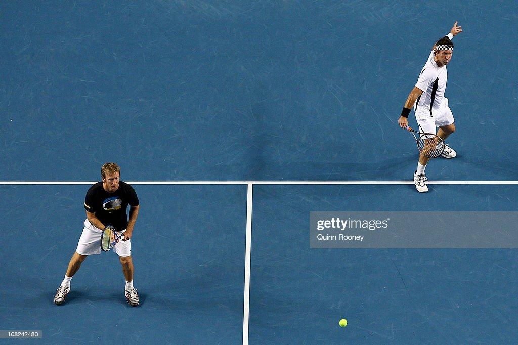 2011 Australian Open - Day 6