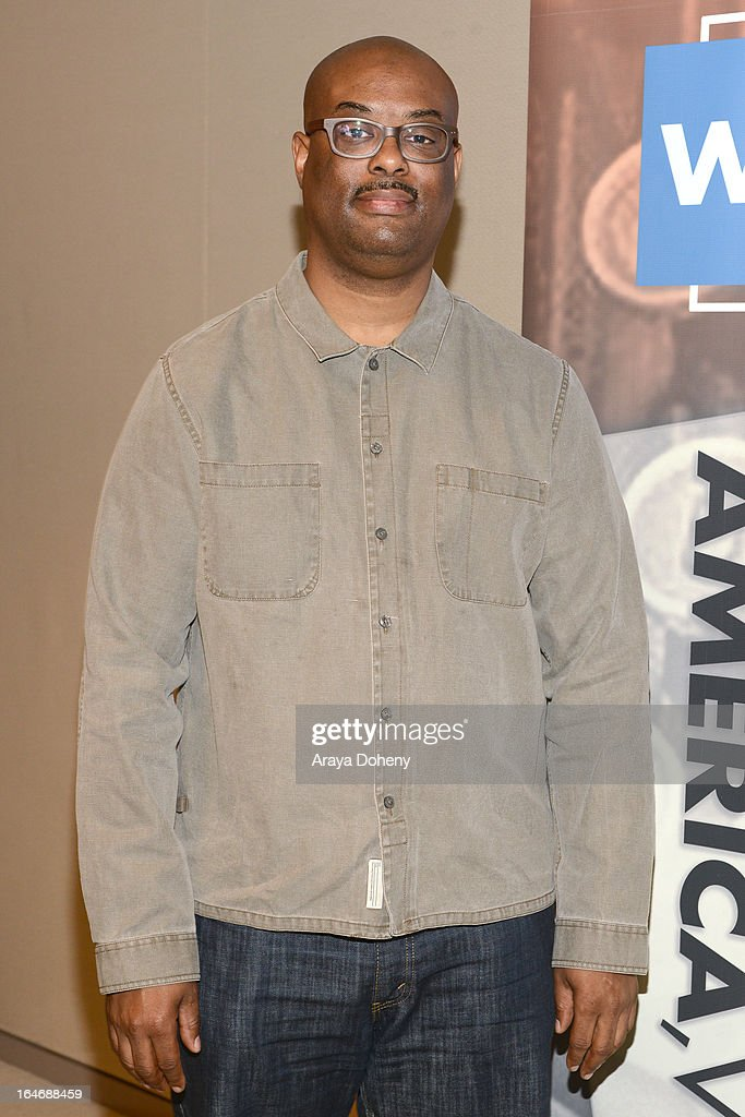 Pat Charles attends the WGAW's 2013 TV Staffing Brief - Press Conference on March 26, 2013 in Los Angeles, California.