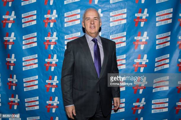 Pat Harris arrives at 'Pat Harris' California Democratic US Senate Run 2018 kick off' at Catalina Jazz Club Bar Grill on September 25 2017 in...