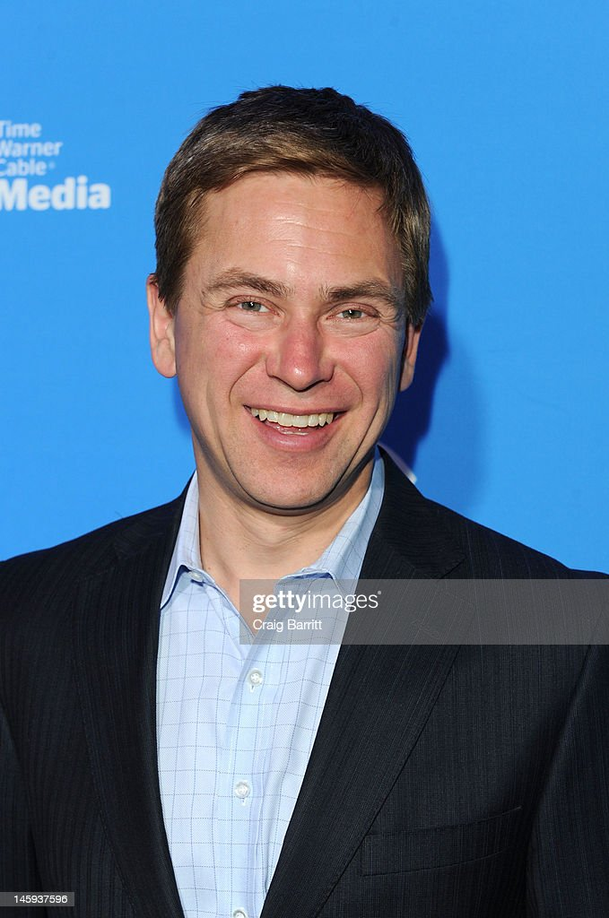 Pat Kierman attends the Time Warner Cable Media 'Cabletime' Upfront at Yotel Hotel on June 7, 2012 in New York City.