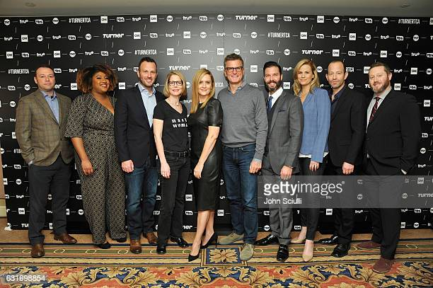Pat King Ashley Nicole Black SVP Original Programming TBS Thom Hinkle Jo Miller Samantha Bee Chief creative officer of TBS Kevin Reilly Executive...