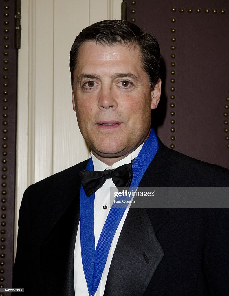 <a gi-track='captionPersonalityLinkClicked' href=/galleries/search?phrase=Pat+LaFontaine&family=editorial&specificpeople=213982 ng-click='$event.stopPropagation()'>Pat LaFontaine</a> poses for a photo during the 40th Annual Jefferson Awards on June 19, 2012 in Washington, United States.