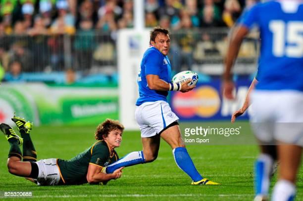 Pat Lambie / Piet VAN ZYL Afrique du Sud / Namibie Coupe du Monde de Rugby 2011