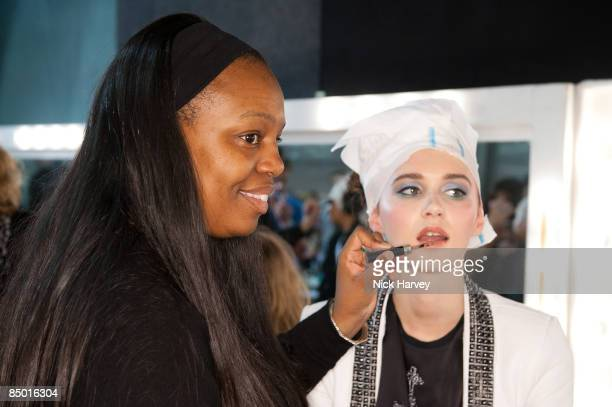 Pat Mcgrath Stock Photos and Pictures