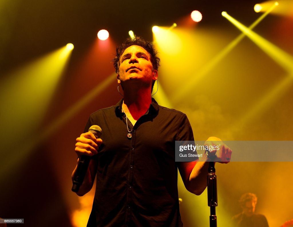 Train Perform At Eventim Apollo In London