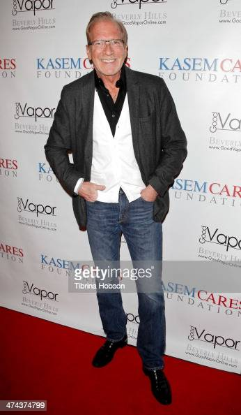 Pat O'Brien attend the Kasem cares foundation fundraiser on February 22 2014 in Beverly Hills California