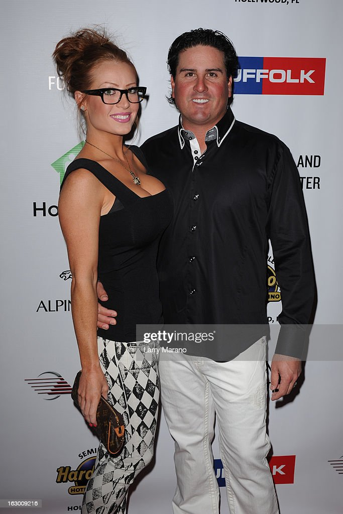 <a gi-track='captionPersonalityLinkClicked' href=/galleries/search?phrase=Pat+Perez&family=editorial&specificpeople=235393 ng-click='$event.stopPropagation()'>Pat Perez</a> attends Classic Rock And Roll Party to benefit HomeSafe at Seminole Hard Rock Hotel on March 2, 2013 in Hollywood, Florida.