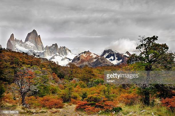 Patagonie de l'automne