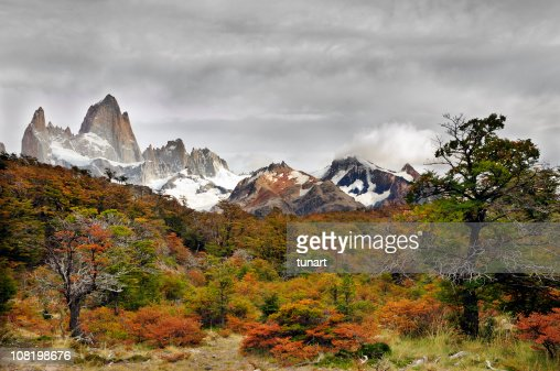 Patagonia's Autumn