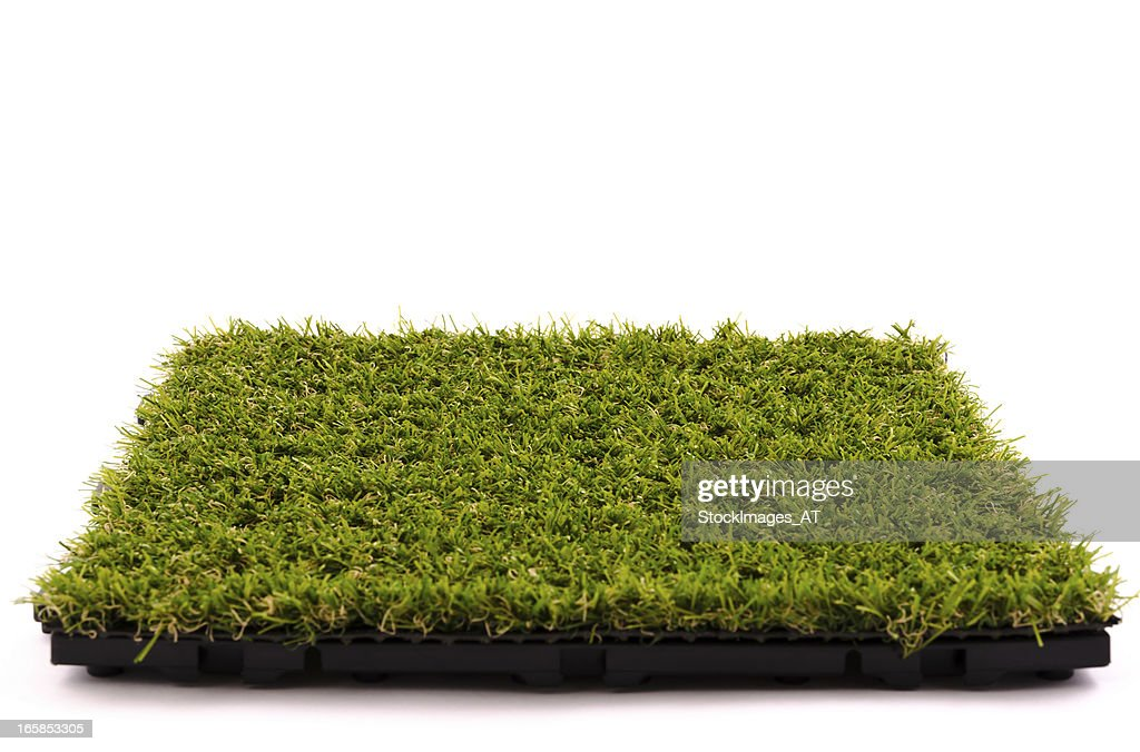 Patch of Artificial Turf