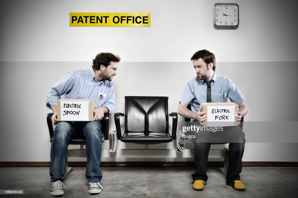 Patent Office Series: Competition : Stock Photo