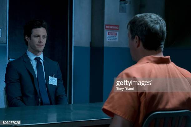 STITCHERS 'Paternis' Camerons estranged father currently serving time in prison for whitecollar crimes is accused of murdering a prison guard Going...