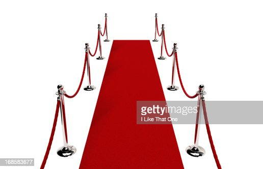 Path of Red carpet & Red rope