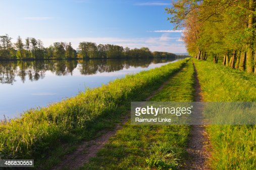 Path on River