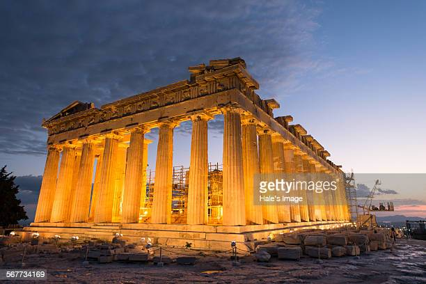 Pathenon temple