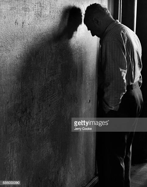 Patient in a Psychiatric Hospital