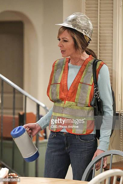 'Patient Zero and the Chocolate Fountain' Bonnie gets ready for community service on MOM Thursday April 23 on the CBS Television Network
