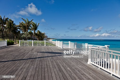 Patio on Paradise Island