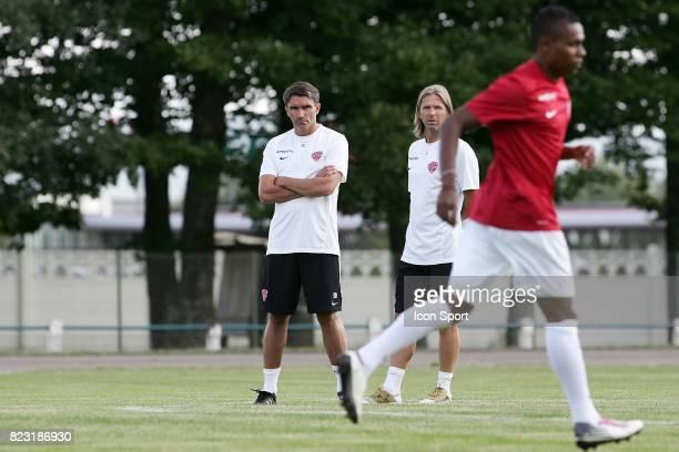Patrice CARTERON / Jerome MONNIER Besancon / Dijon Match de preparation Saison 2011/2012