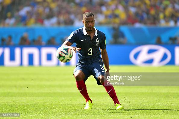 Patrice evra pictures getty images - Coupe du monde france allemagne 1982 ...