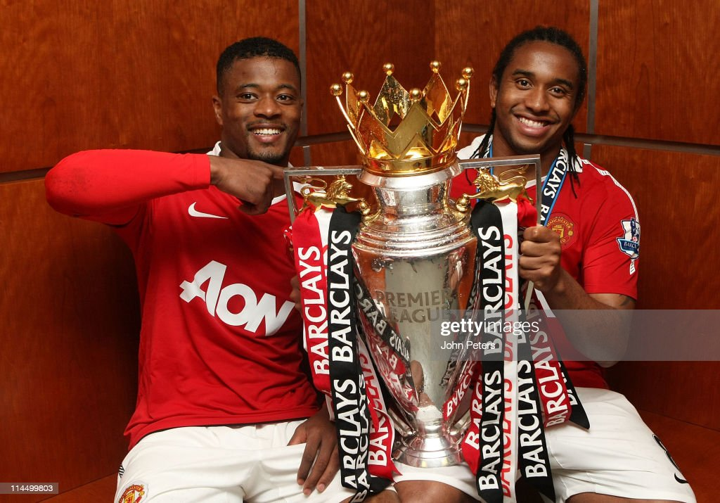 Manchester United v Blackpool - Premier League : News Photo