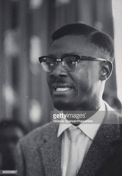 Patrice Lumumba speaking