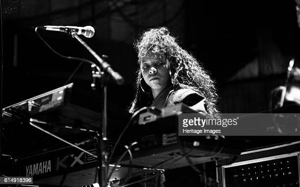 Patrice Rushen JVC Capital Jazz Festival Royal Festival Hall London July 1988 Artist Brian O'Connor