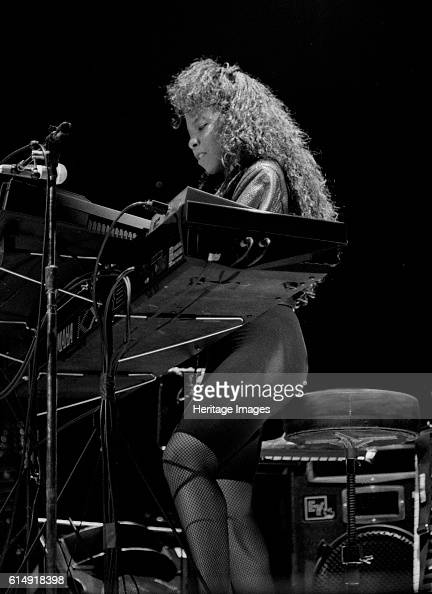 Patrice Rushen JVC Capital Jazz Festival Royal Festival Hall London July 1988 Artist Brian O'Connor