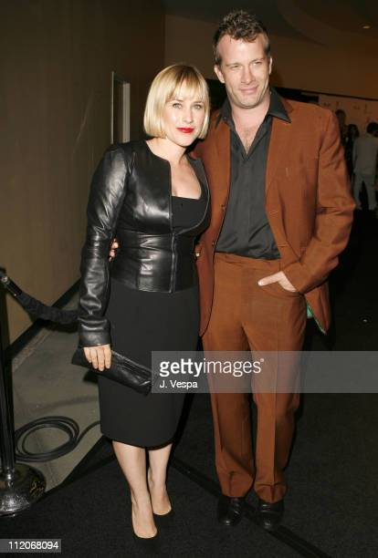 Patricia Arquette and Thomas Jane during 'The Tripper' Los Angeles Premiere Red Carpet and AfterParty at Mann's Chinese 6 in Hollywood California...