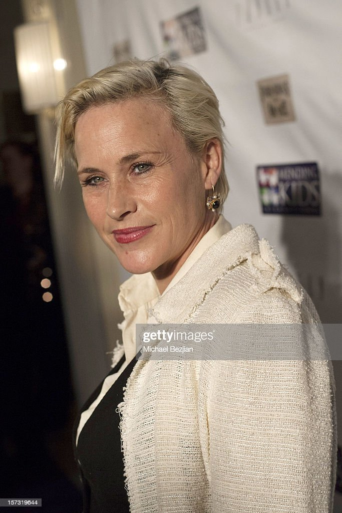 <a gi-track='captionPersonalityLinkClicked' href=/galleries/search?phrase=Patricia+Arquette&family=editorial&specificpeople=206197 ng-click='$event.stopPropagation()'>Patricia Arquette</a> attends Mending Kids International Celebrity Poker Tournament - Red Carpet at The London Hotel on December 1, 2012 in West Hollywood, California.