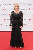 Patricia Arquette attends the 55th Monte Carlo TV Festival Opening Ceremony at the Grimaldi Forum on June 13 2015 in MonteCarlo Monaco