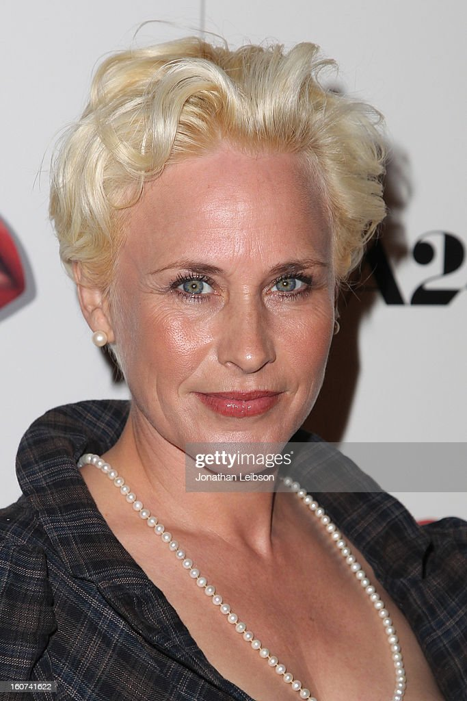 <a gi-track='captionPersonalityLinkClicked' href=/galleries/search?phrase=Patricia+Arquette&family=editorial&specificpeople=206197 ng-click='$event.stopPropagation()'>Patricia Arquette</a> attends the 'A Glimpse Inside The Mind Of Charlie Swan III' Los Angeles premiere at ArcLight Hollywood on February 4, 2013 in Hollywood, California.