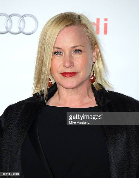 Patricia Arquette attends the EE British Academy Awards nominees party at Kensington Palace on February 7 2015 in London England