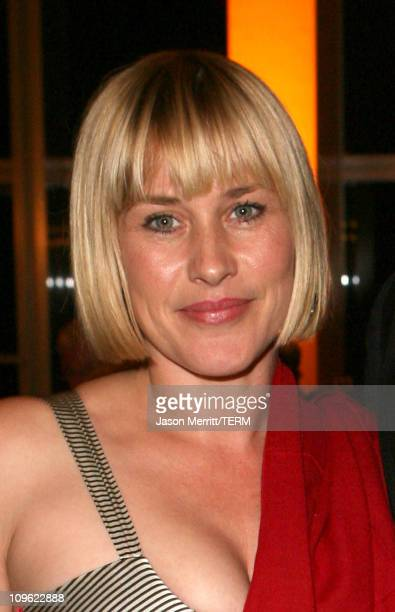 Patricia Arquette during LA Opera Afterparty for the Opening of 'Manon' September 30 2006 at LA Opera in Los Angeles California United States