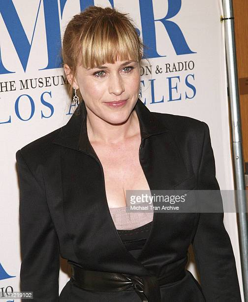 Patricia Arquette during The Museum of Television Radio Presents The 23rd Annual William S Paley Television Festival An Evening with 'Medium' at...