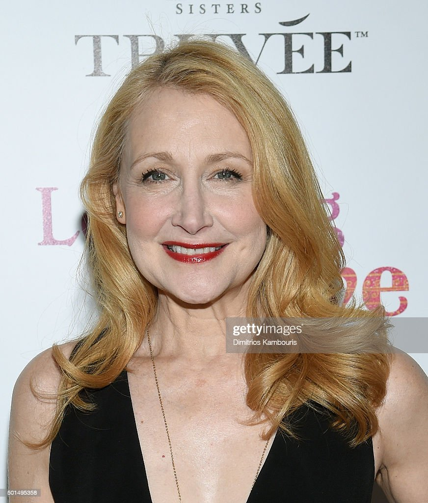 <a gi-track='captionPersonalityLinkClicked' href=/galleries/search?phrase=Patricia+Clarkson&family=editorial&specificpeople=202994 ng-click='$event.stopPropagation()'>Patricia Clarkson</a> attends A Celebration for <a gi-track='captionPersonalityLinkClicked' href=/galleries/search?phrase=Patricia+Clarkson&family=editorial&specificpeople=202994 ng-click='$event.stopPropagation()'>Patricia Clarkson</a>, Presented by FIJI Water and Truvee Wines on December 15, 2015 in New York City.